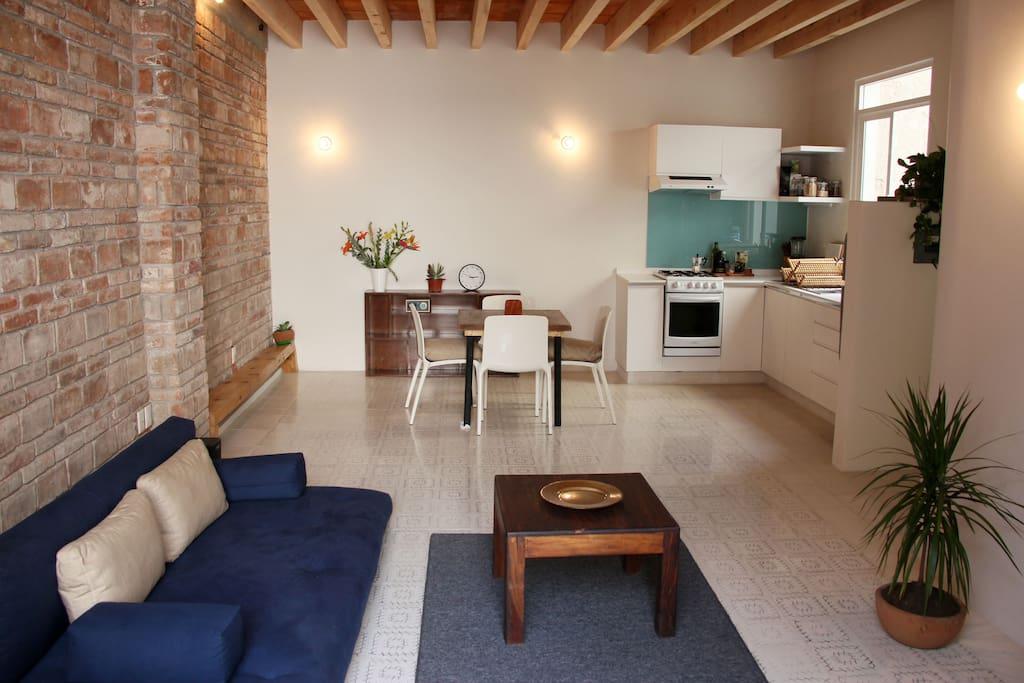 Charming 1br Flat In Roma Condesa Apartments For Rent In