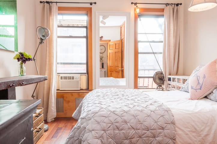 Sunny, Gorgeous West Village Home