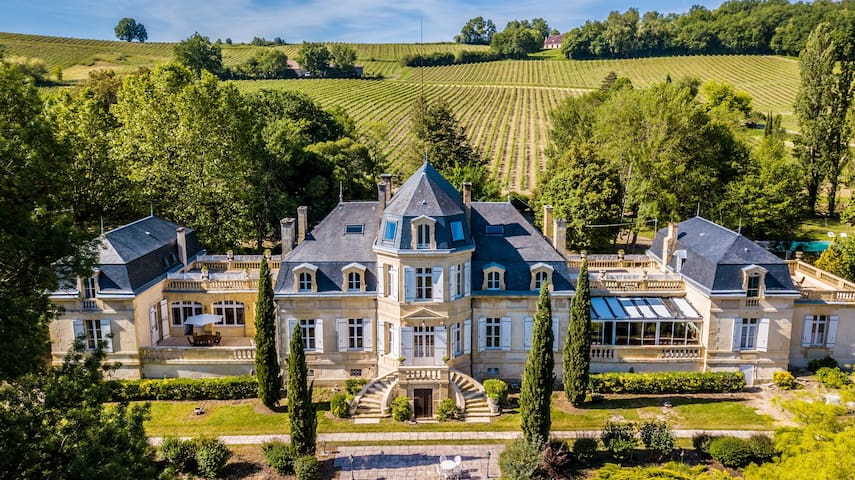 logement a monbazillac chateau rauly