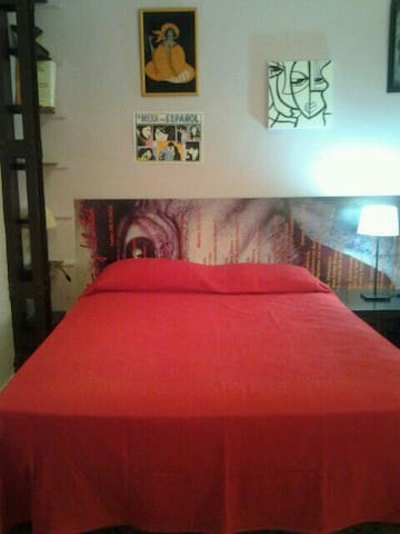 Centric Room in Historic Building - Seville - Flat