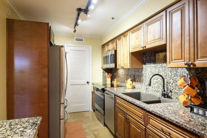 DOWNTOWN NASHVILLE-FURNISHED CONDO FREE PARKING