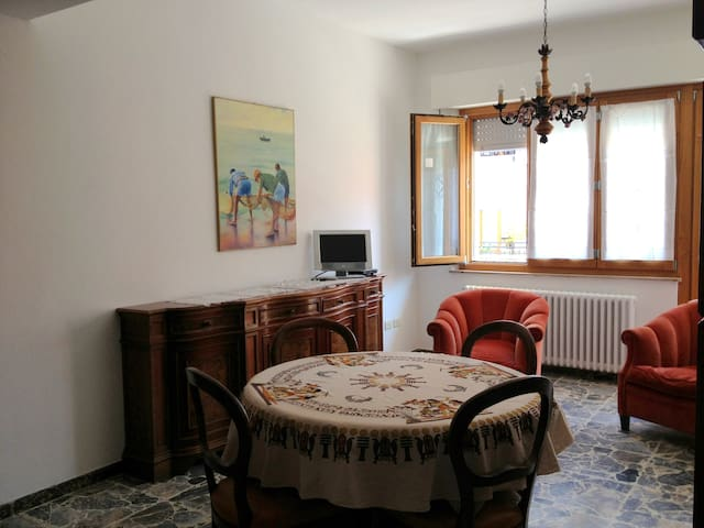 Large central apartment by the sea - Porto Recanati - Wohnung