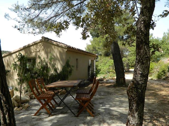 maisonnette de charme en provence - Peyrolles-en-Provence - Dom