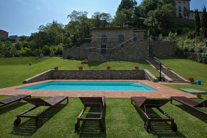 Exclusive Villa with pool, 300 mq