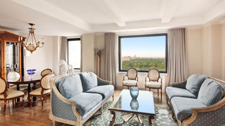 Fantastic Central Park View Sleeps5