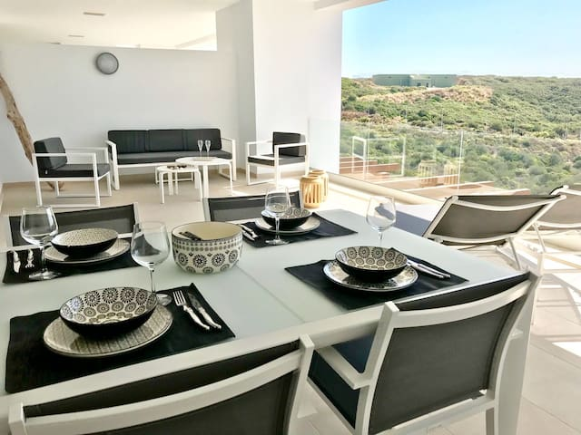 Appartement à Finca Cortesin Casares (034)