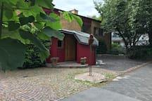 Ruhig gelegene Wohnung im grünen, zentrumsnah