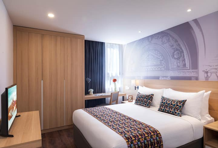 Citadines Central Binh Duong, 2 Bedroom Executive