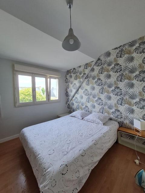 Chambre chez Tino et Vivi