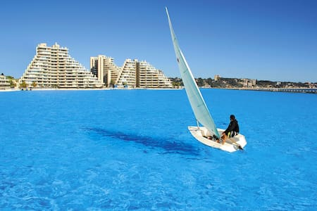 San Alfonso del Mar - World largest pool. Sea view - Algarrobo - Huoneisto
