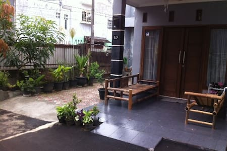Baing Residence - The Cozy Room - Kramatjati - Haus