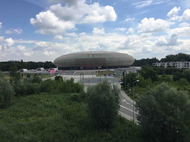 Apartament Kraków Arena No. 100 - 3.