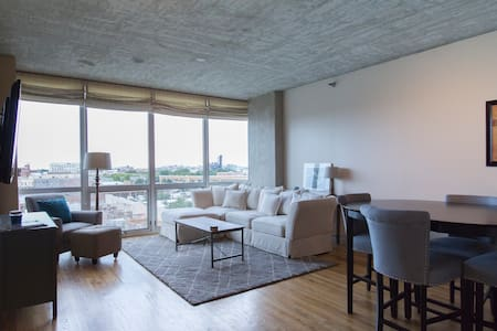 South Loop Private Condo - Chicago - Condominium
