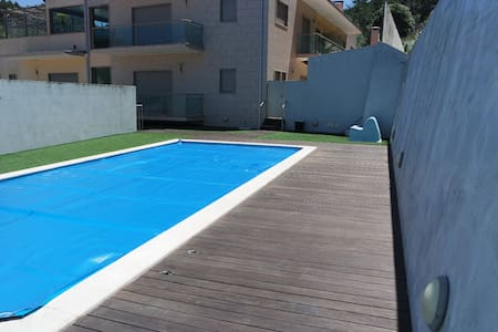 Apartamento t2 para Férias c/ piscina - Paredes da Vitória - Pis