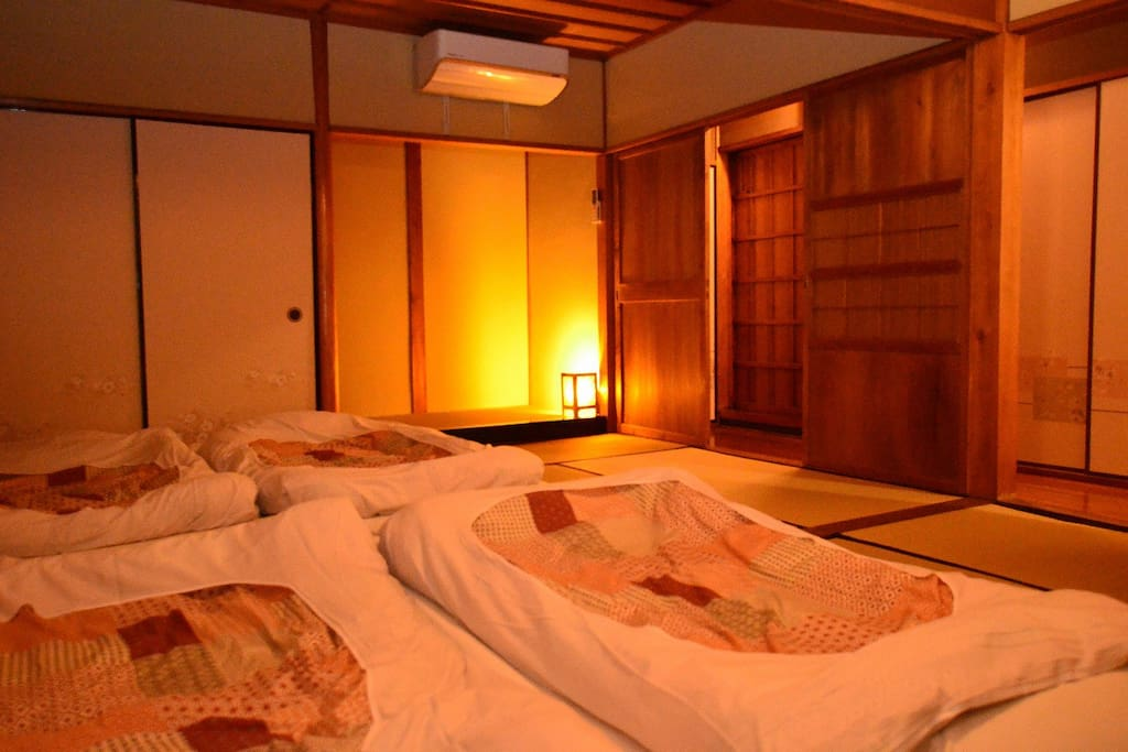 Private C Japanese Style Room(Max  5 persons)