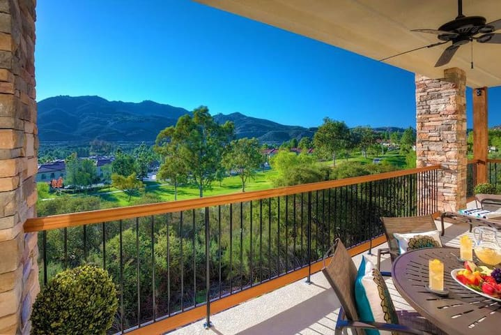 Mountain Villa - 1 bdrm
