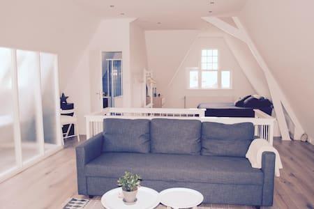 Spacious loft with terrace - De Morgenster Loft - Den Haag