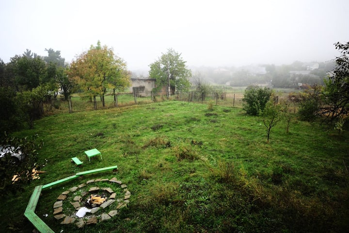 Small Camping In Kakheti, Patardzeuli.