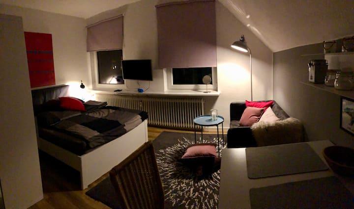 Gemütliches, zentral gelegenes Apartment