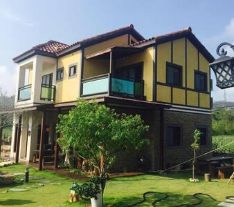 王老爺 標準雙人房 - Jinhu Township