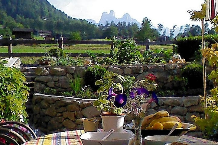 Heart of the Dolomites B&B