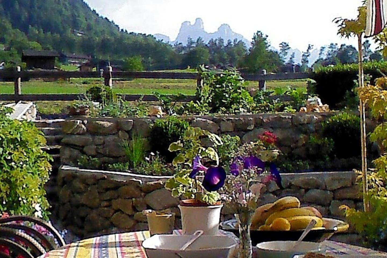 Heart of the Dolomites breakfast