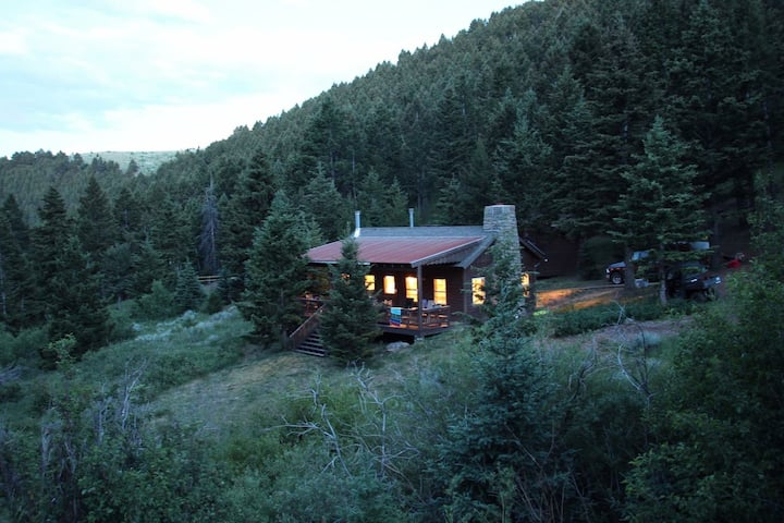 Pony Creek Cabin