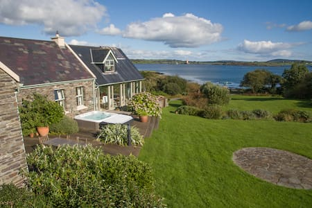 Spectacular Waterfront Property Ballydehob