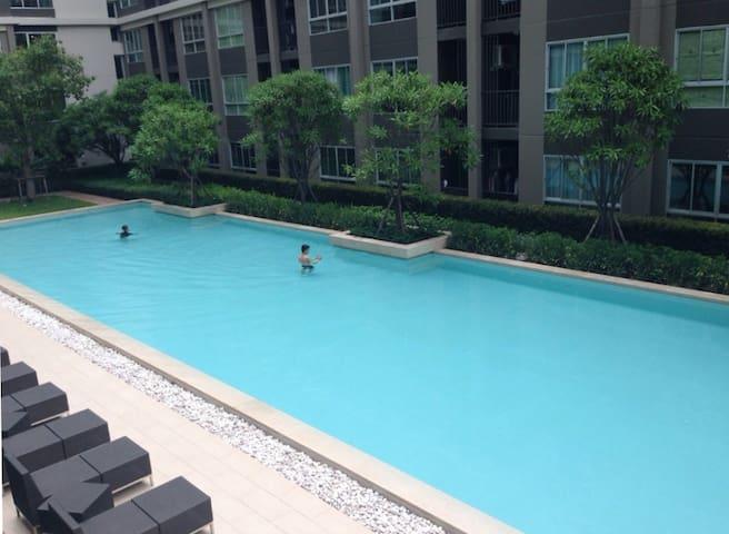 Dcondo Campus Resort by Jui