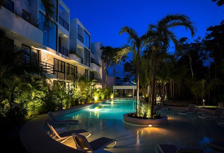 MaravillaEscondida-2 bedrooms-pool