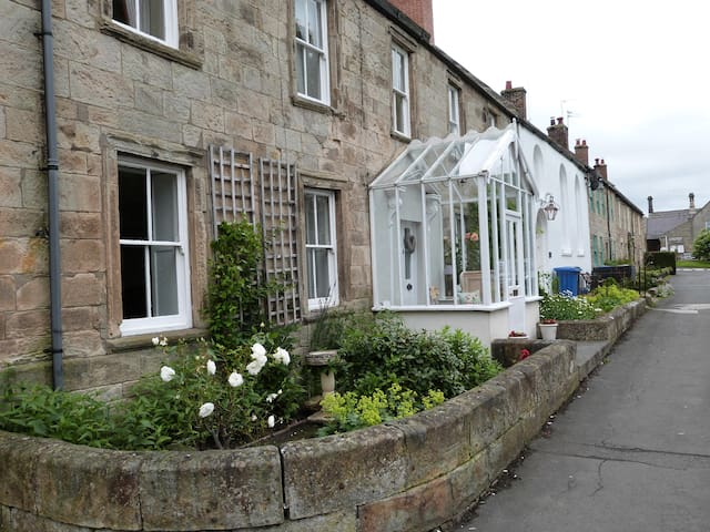 3 North Side B&B - Stamfordham - 家庭式旅館