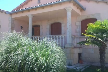 """""""El Balcón de la abuela Carmen"""" - Santiuste de San Juan Bautista - Casa"""