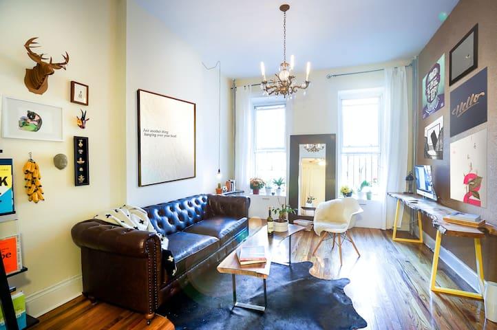 Charming Private Studio Space in Brooklyn - Brooklyn - Haus
