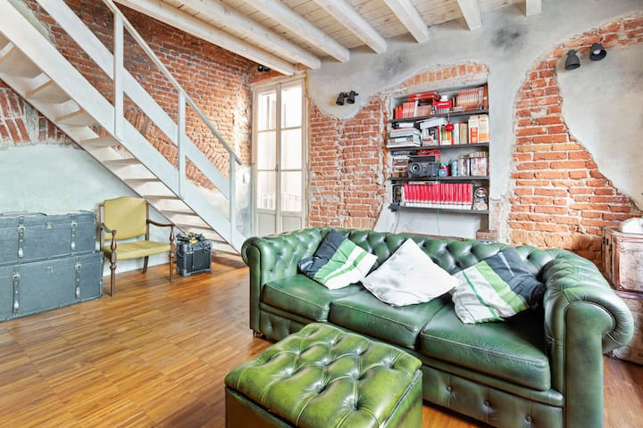 ◅Your Industrial Chic experience in Navigli Area▻