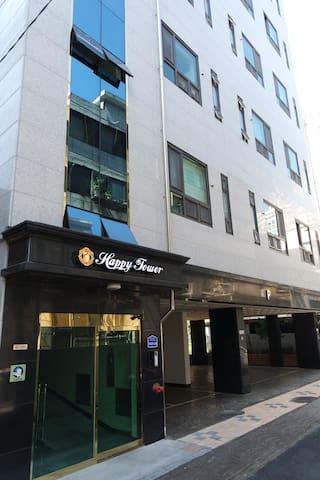 Tour Post in Seoul Near MTR 3Min! - Bongcheon-dong, Seoul - Loft