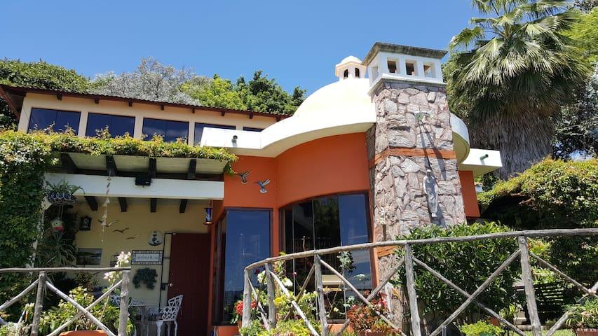 Casa Santa María del Lago - San Pedro La Laguna - 一軒家