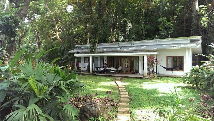 Casa completa en la histórica Bahía de Portobelo