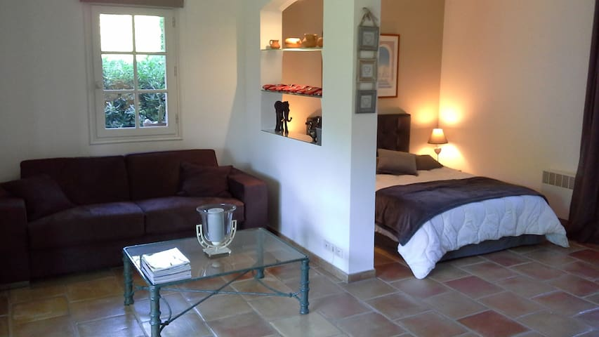 B&B Charming room and pool in Fayence-Provence - Tourrettes - Bed & Breakfast