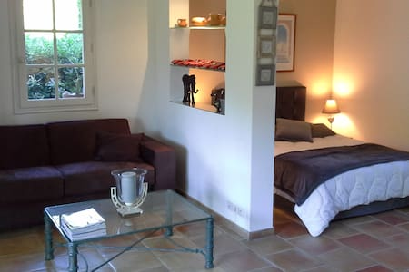 B&B Charming room and pool in Fayence-Provence - Tourrettes