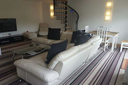 Self Catering Apartment - Drumfearn