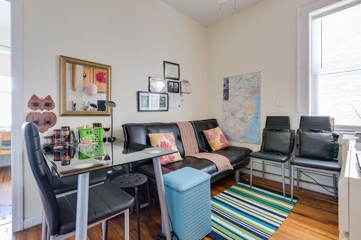 Cozy apartment with rooftop - Montclair - Apartment