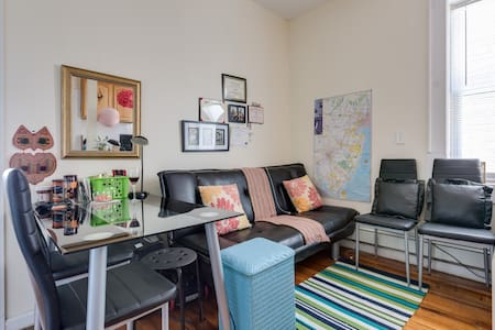 Cozy apartment with rooftop - Montclair