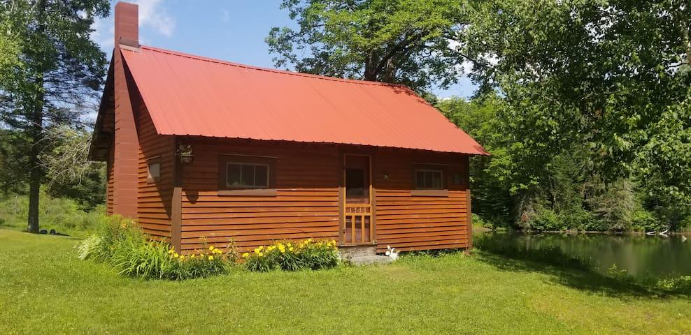 Back to Nature Romantic Getaway Cabin
