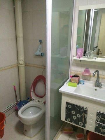 格尔木昆仑驿栈 - Haixi Mengguzuzangzuzizhizhou - Wohnung