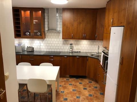 Bright and comfortable apartment in Raufarhöfn