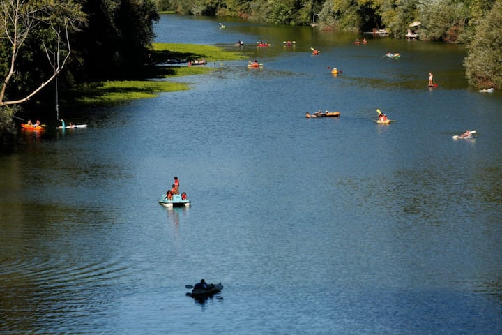 Russian River Oasis for Relaxation