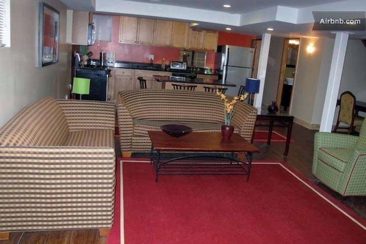 Furnished Lux Monthly Rental Heart of E. Lakeview