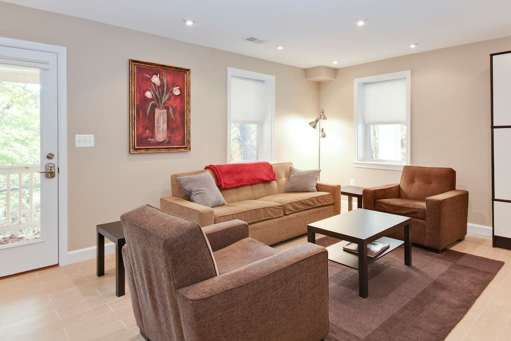 Woodley Park Studio Apartments