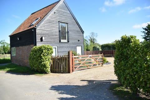 Converted barn in Norfolk close to the Broads