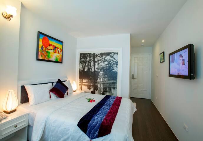 Hang Bong Street Room - Hàng Trống - Bed & Breakfast